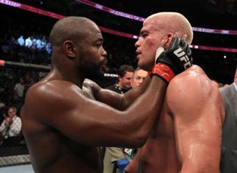 UFC вернутся в Лондон в 2015 году