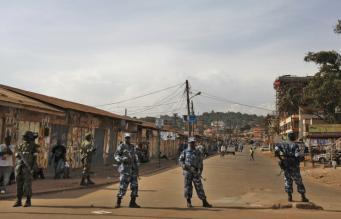 Военные армии Уганды