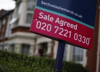 цены на недвижимость в Великобритании