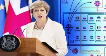Шесть вариантов Brexit: что лучше для Великобритании