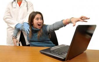 Интернет может стать причиной серьезных заболеваний