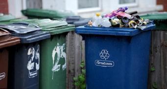 Британцев вынуждают самостоятельно перерабатывать мусор