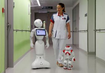 робот-сиделка