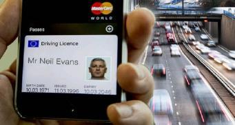 В Великобритании начались испытания цифровых водительских удостоверений