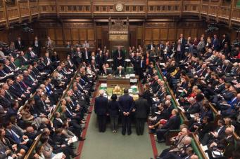 Палата общин проголосует по вопросу отсрочки Брекзита