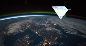 Россия собирается добавить «гигантское пятно света» в ночное небо
