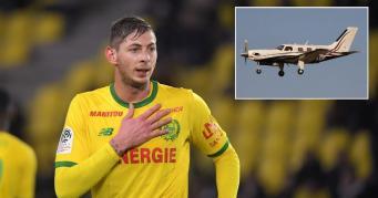 Пропавший самолет с футболистом Сала на борту найден на дне Ла-Манша