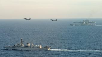 Резкий ответ российского министерства обороны министру обороны Великобритании