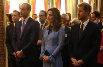 Герцогиня Кейт впервые появилась на публике с момента объявления о беременности фото:dailymail
