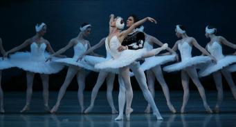 Балет Мариинского театра отправляется на гастроли в Великобританию