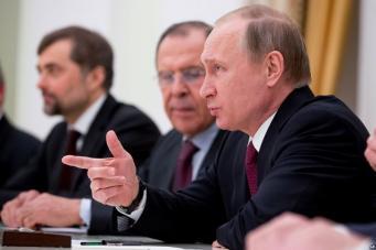 Путин, Лавров