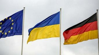 Украина ЕС Германия