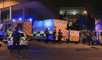 Взрыв на Манчестер-Арене