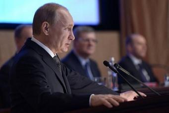 В США ответили на слова Путина о непобедимости ВС России