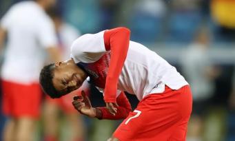 Игроки английской сборной пожаловались на тучи комаров и мошки в Волгограде