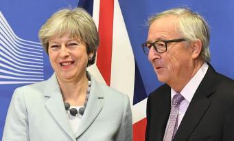 Лондон и Брюссель согласовали ключевые вопросы Брекзита