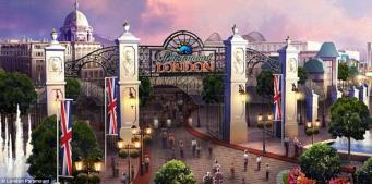Великобритания построит свой Диснейленд