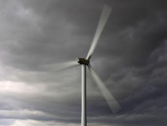 Великобритания произвела рекордный объем ветровой электроэнергии