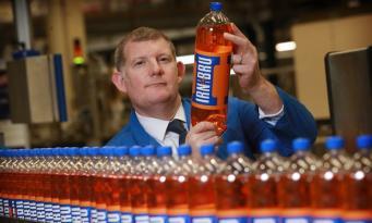 Производитель самой известной шотландской газировки меняет рецептуру продукта