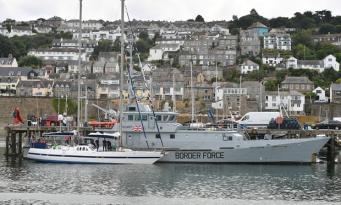 В Корнуолле с яхты конфискованы две тонны кокаина