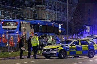 Полицейская погоня на западе Лондона закончилась ДТП с двумя трупами