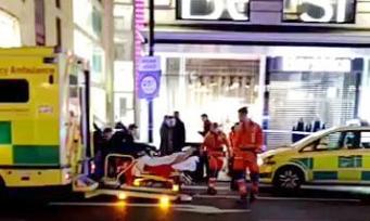 На Оксфорд-стрит мужчину пырнули ножом за сопротивление ограблению
