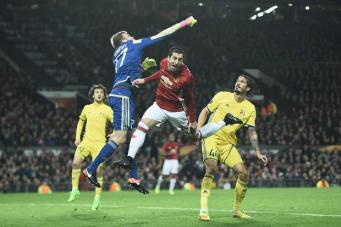 Хуан Мата спас ответный матч «Манчестер Юнайтед» против «Ростова» фото:theguardian.com: