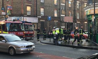 Кислотная атака на востоке Лондона: двое юношей в больнице фото:theguardian