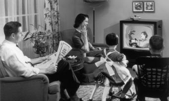 Британцы предаются запойному телепросмотру, - Ofcom фото:theguardian