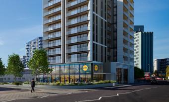 Розничная сеть-дискаунтер выходит  на рынок жилого домостроения Великобритании