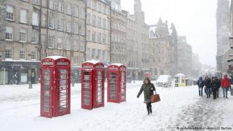 Британские синоптики предсказали сильное похолодание