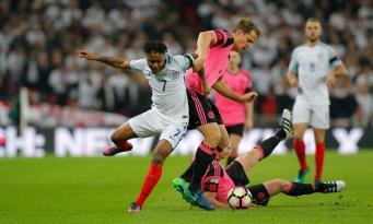 В Лондоне состоялся квалификационный матч Чемпионата мира по футболу-2018 фото:theguardian