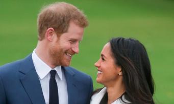Пресс-служба Кенсингтонского дворца опубликовала официальные портреты помолвленных