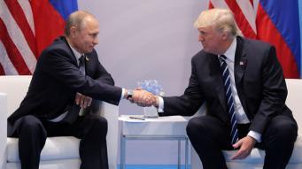 Мировые СМИ о встрече Путина и Трампа