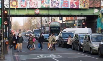 Лондон исчерпал годовой лимит допустимого загрязнения воздуха
