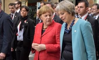Тереза Мэй отказалась ехать на юбилейный саммит Евросоюза фото:theguardian.com