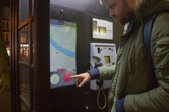 Новые телефонные будки будут установлены в Лондоне уже в этом году