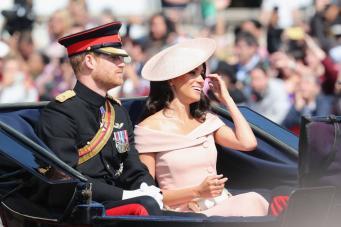 Принц Гарри и Меган отправятся в Южное полушарие с миссией МИДа