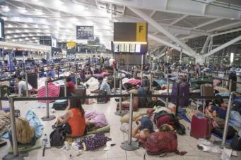 Пассажиры British Airways столкнулись с трудностями в получении компенсации за сорванные полеты фото:standard.co.uk