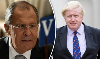 Борис Джонсон отправится в Россию фото:mirror.co.uk