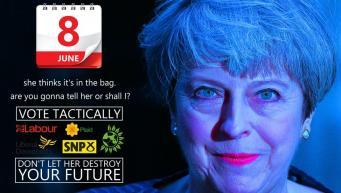 Идея тактического голосования против сторонников Брекзита нашла поддержку у избирателей фото:twitter
