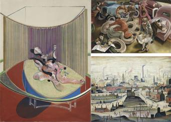 Три картины выставлены на аукцион Christie's