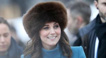«Фантастическая Кейт»: герцогиня Кембриджская затмила всех норвежских модниц
