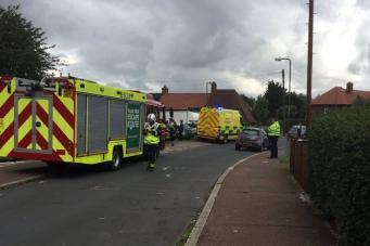 На юго-востоке Лондона несколько человек отравились неизвестным газом