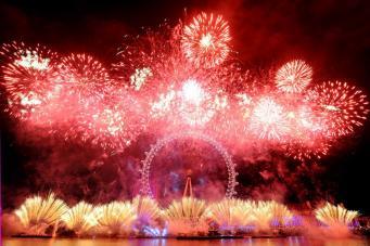 Порядок в центре Лондона в Новый год обеспечат три тысячи полисменов фото:standard.co.uk