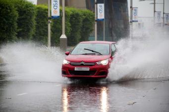 Штормовое предупреждение с угрозой наводнений объявлено в Шотландии