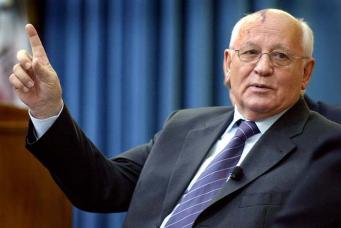 Горбачев просит Путина и Трампа защитить мир от ядерной войны