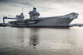Британия готовится к войне с Северной Кореей фото:royalnavy