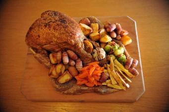 Asda  и Lidl продают по рекордно низкой цене овощи для рождественского ужина фото:walesonline.co.uk