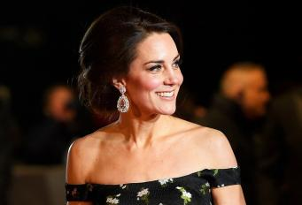 Супруги Кембриджские посетили церемонию вручения наград BAFTA фото:dailymail.co.uk